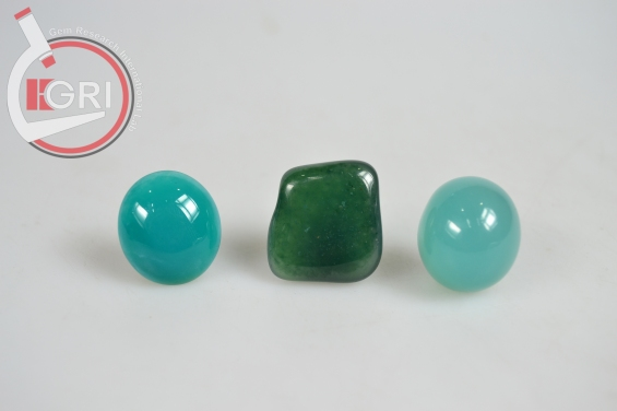 foto chrome chalcedony bacan look alike artikel pake logo