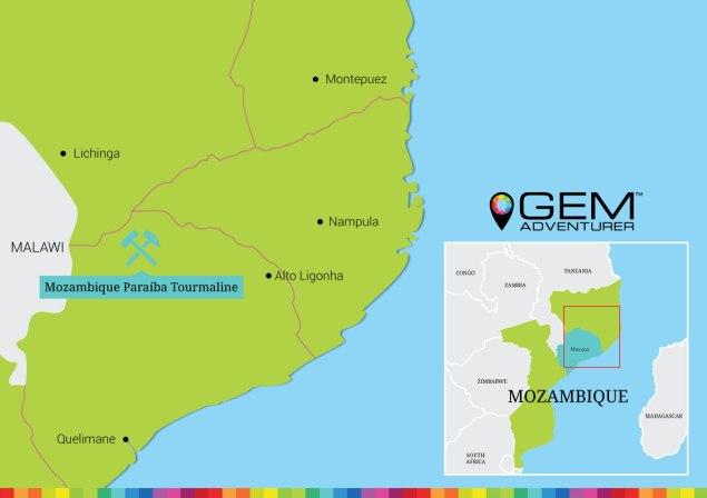 Mozambique-Paraiba-Tourmaline